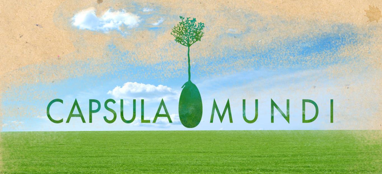 """""""Capsula Mundi""""  ตายไปได้ป่าใหญ่"""