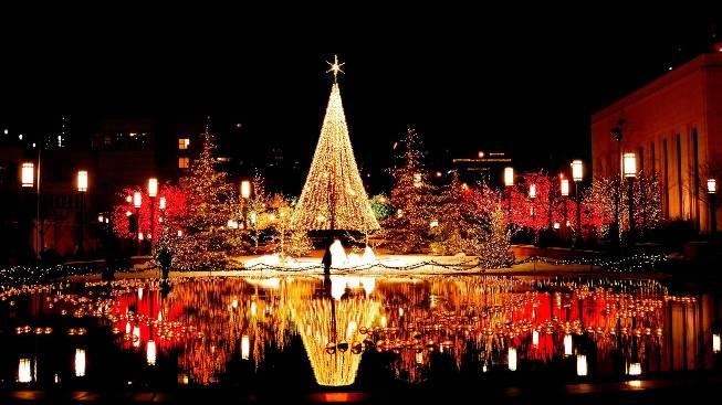 UK ทำลายสถิติการใช้พลังงานหมุนเวียนในงานฉลองคริสต์มาส