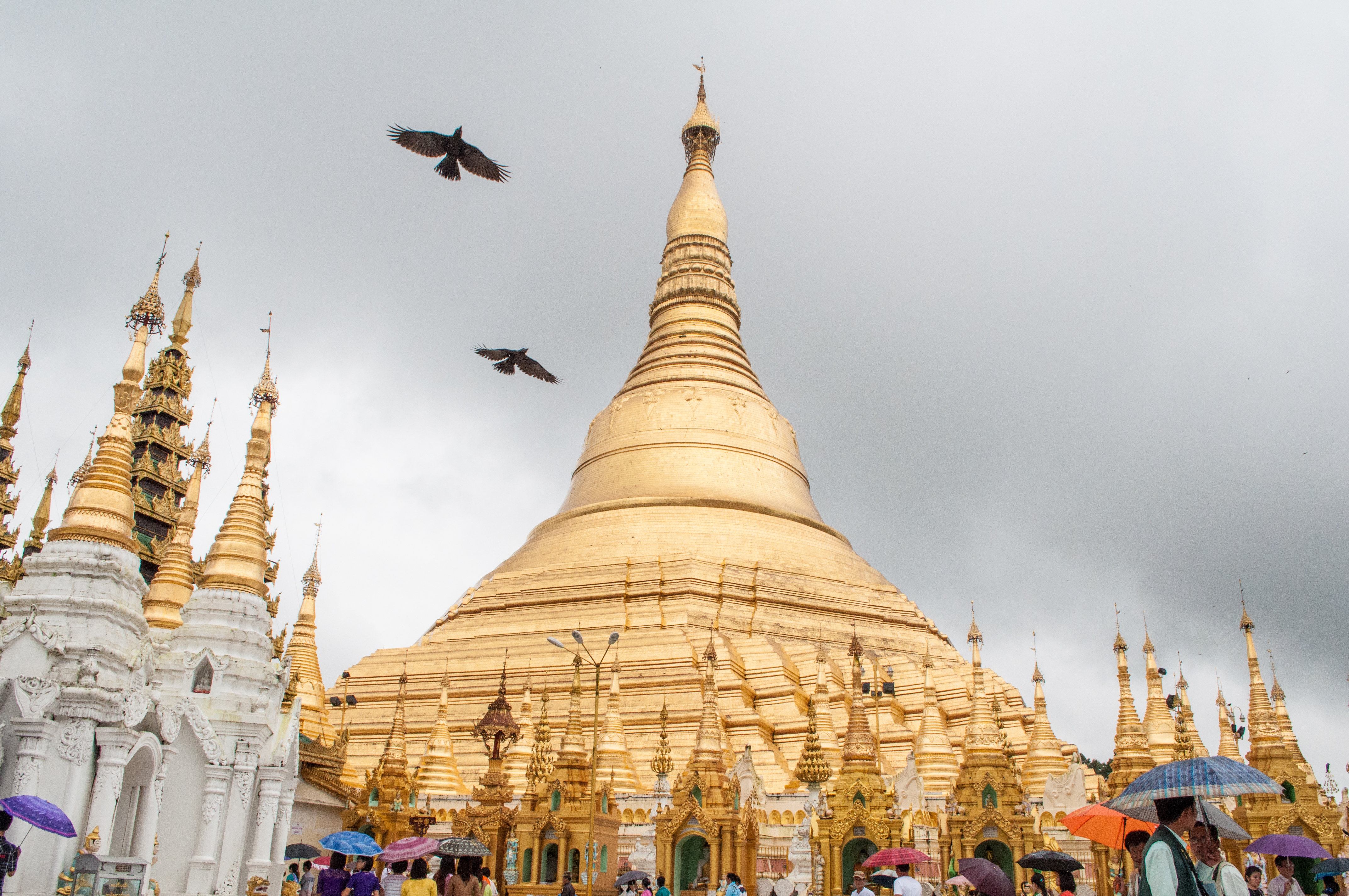 Towards Yangon Urban Growth Analytics / การวิเคราะห์การเจริญเติบโตของเมืองย่างกุ้ง
