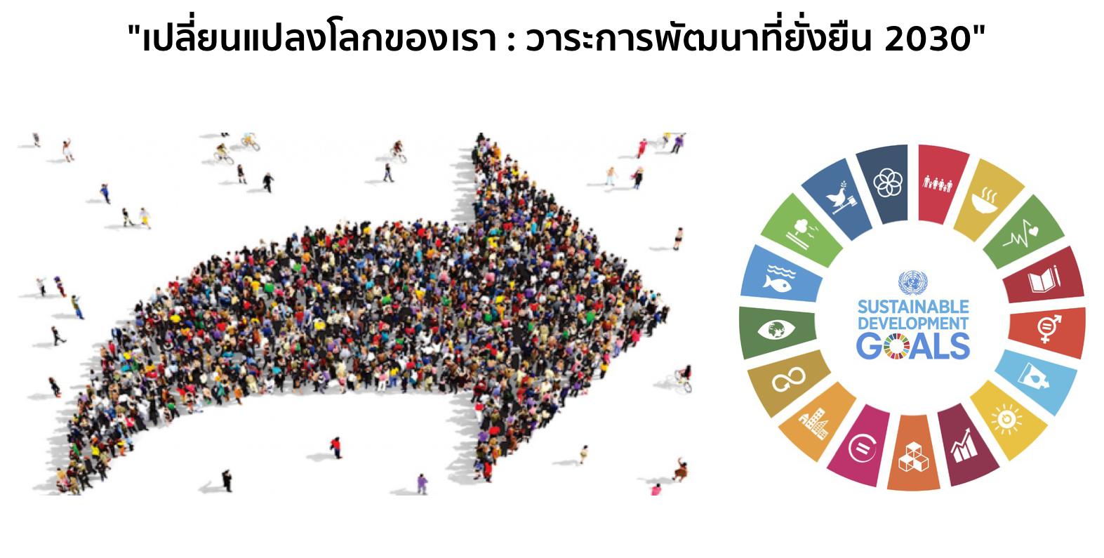 แปล Transforming our world: the 2030 Agenda for Sustainable Development (3)
