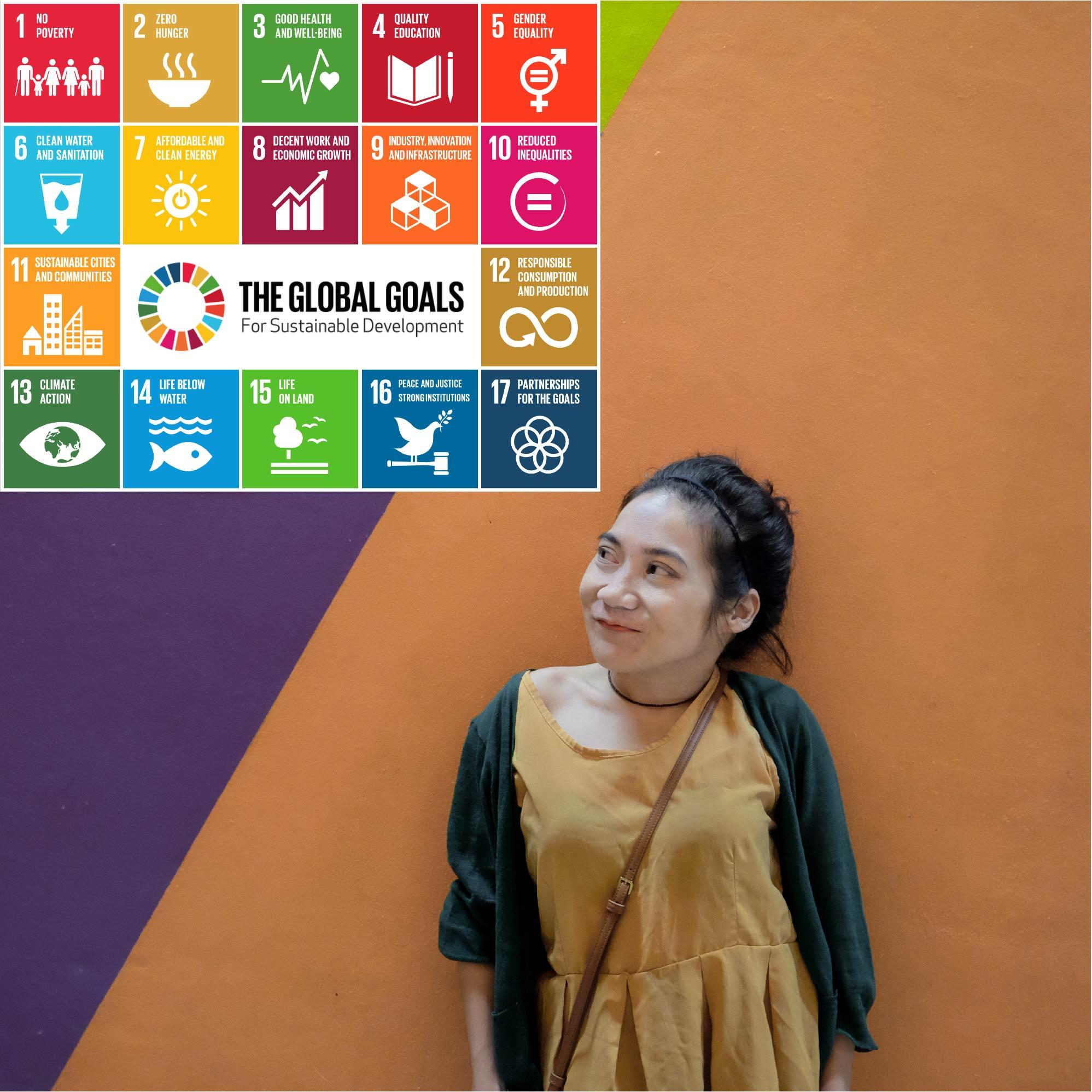 ผู้พิการในประเทศไทย และการมีส่วนร่วมในการพัฒนาที่ยั่งยืน – กับคุณเจนจิรา บุญสมบัติ