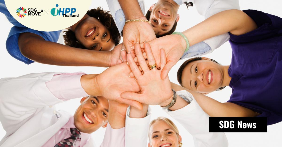 องค์การแรงงานระหว่างประเทศ (ILO) ลงนามเป็นพันธมิตรในแผนปฏิบัติการส่งเสริมสุขภาพโลก