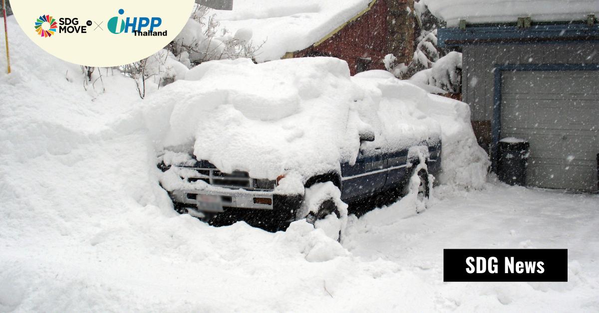 เมื่อเท็กซัสกลายเป็นน้ำแข็งและไม่มีไฟฟ้าใช้ – คำเตือนว่าเรายังเตรียมพร้อมไม่พอสำหรับวิกฤตสภาพภูมิอากาศ