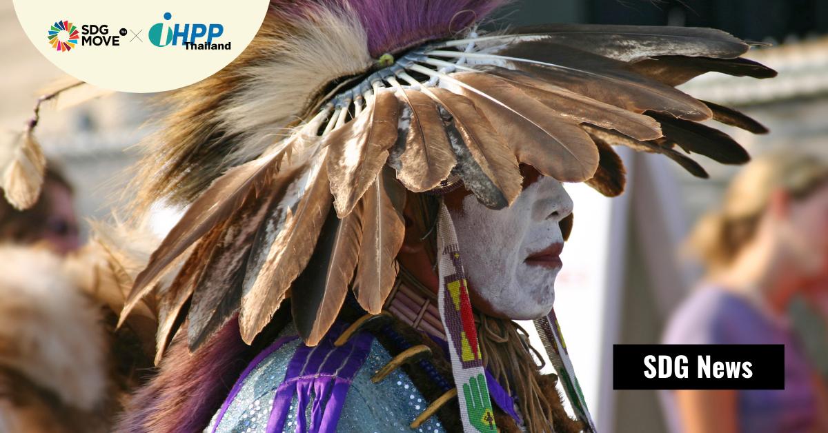 Cherokee Nation ให้ผู้พูดภาษาเชอโรกีรับวัคซีนโควิด-19 ก่อน เพื่อปกป้องวัฒนธรรมและภาษาที่กำลังสูญหาย