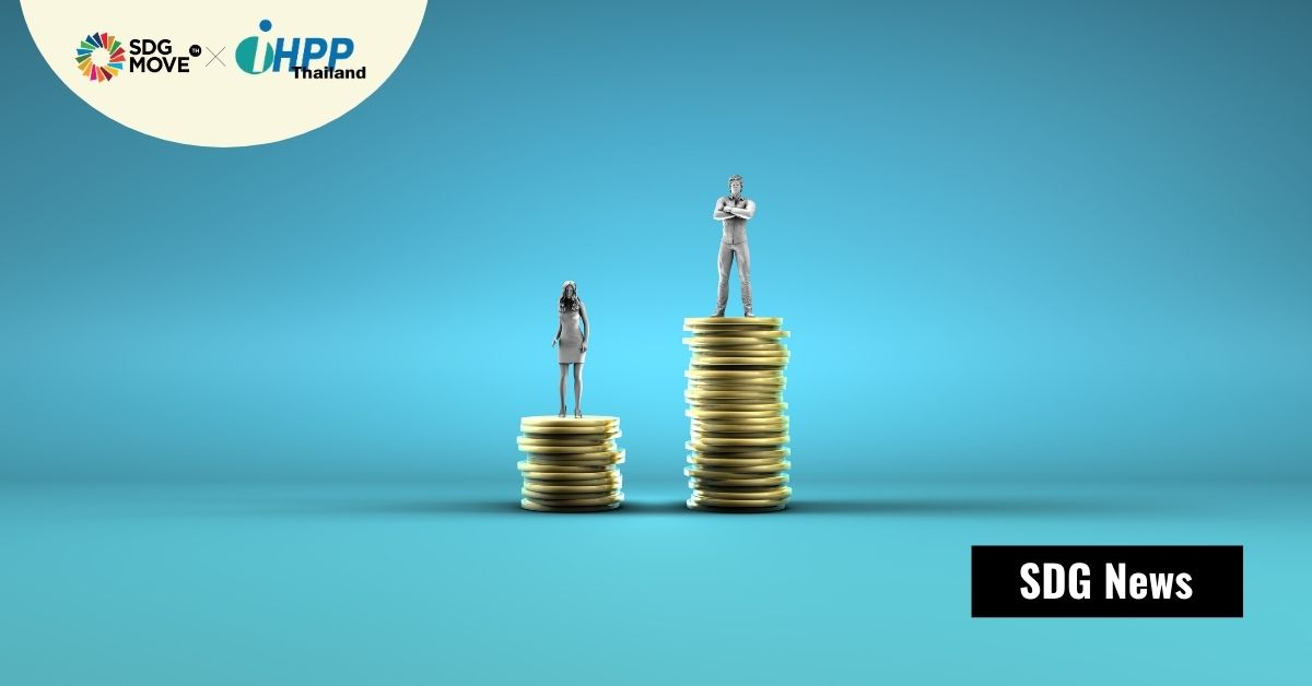ช่องว่างรายได้ที่ต่างกันเพราะเพศสภาพ (Gender Pay Gap) มีทั้งย่ำแย่ลง ดีขึ้นแต่ยังใช้เวลานานเกินไป และถูกกระทบเพราะโควิด-19