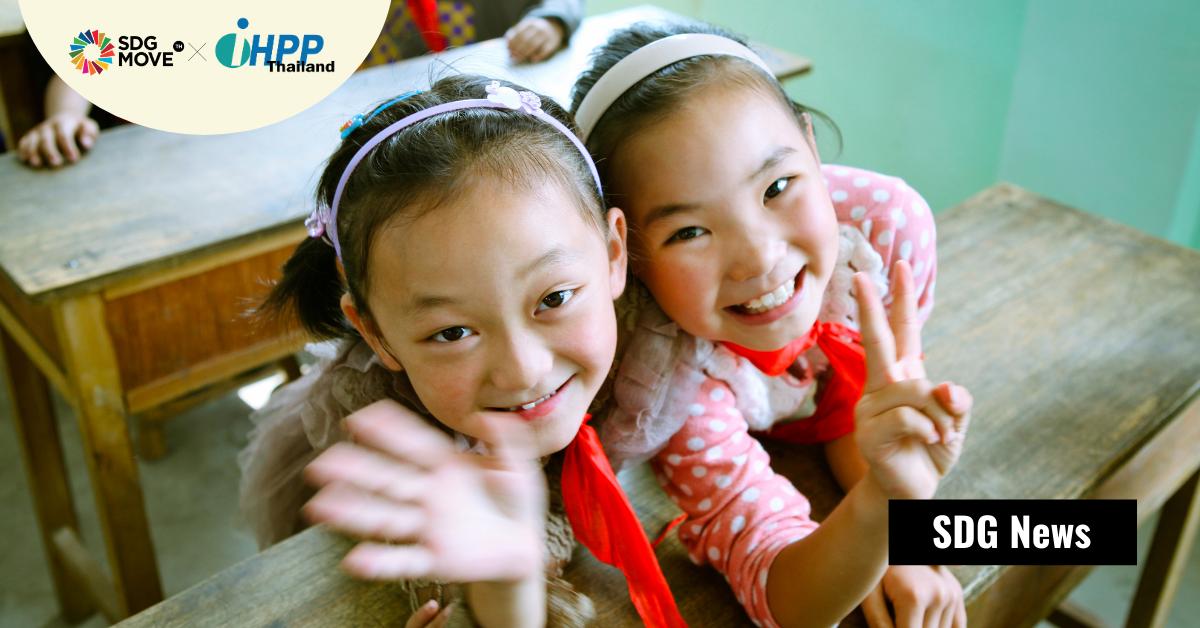 นายกฯ Boris Johnson กล่าวว่า การศึกษาของเด็กผู้หญิงเป็นกุญแจสำคัญในการยุติความยากจน