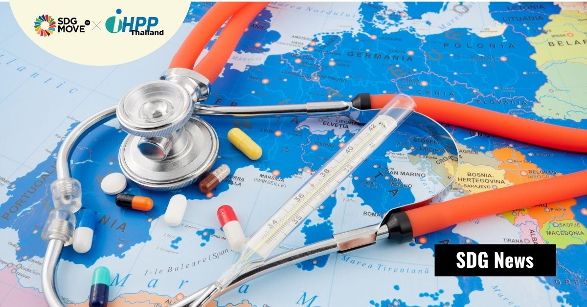 EU ใช้งบกับ EU4Health Programme 2021 – 2027 มากกว่าที่ผ่านมาถึง 10 เท่า เตรียมพร้อมรับความท้าทายทางสุขภาพระดับภูมิภาคและระดับโลก