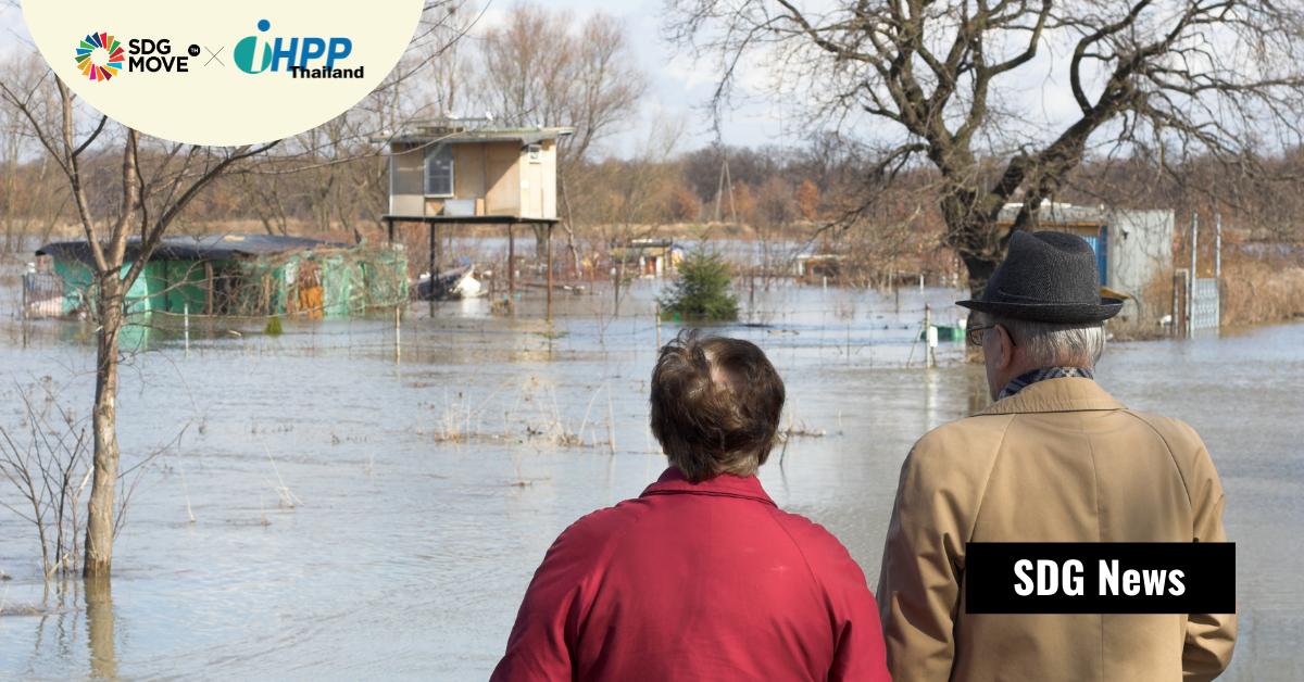 รายงานเผย ผลกระทบจากวิกฤติสภาพภูมิอากาศสร้าง 'ต้นทุนแฝง' มหาศาลต่อปัญหาสุขภาพจิต