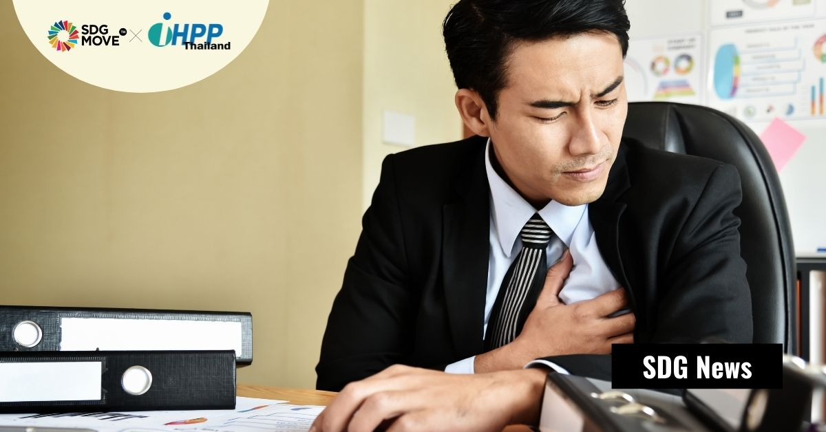 โรคหัวใจและหลอดเลือด: โรคไม่ติดต่อที่การตายมากกว่าครึ่งหนึ่งของโลกอยู่ใน 'เอเชีย'