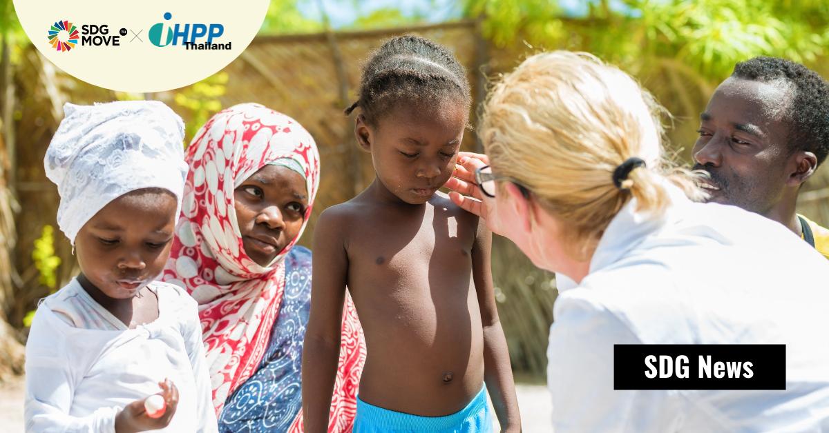 """WHO อนุมัติใช้ """"วัคซีนต้านมาลาเรียตัวแรกของโลก"""" กับเด็กในทวีปแอฟริกาแล้ว"""