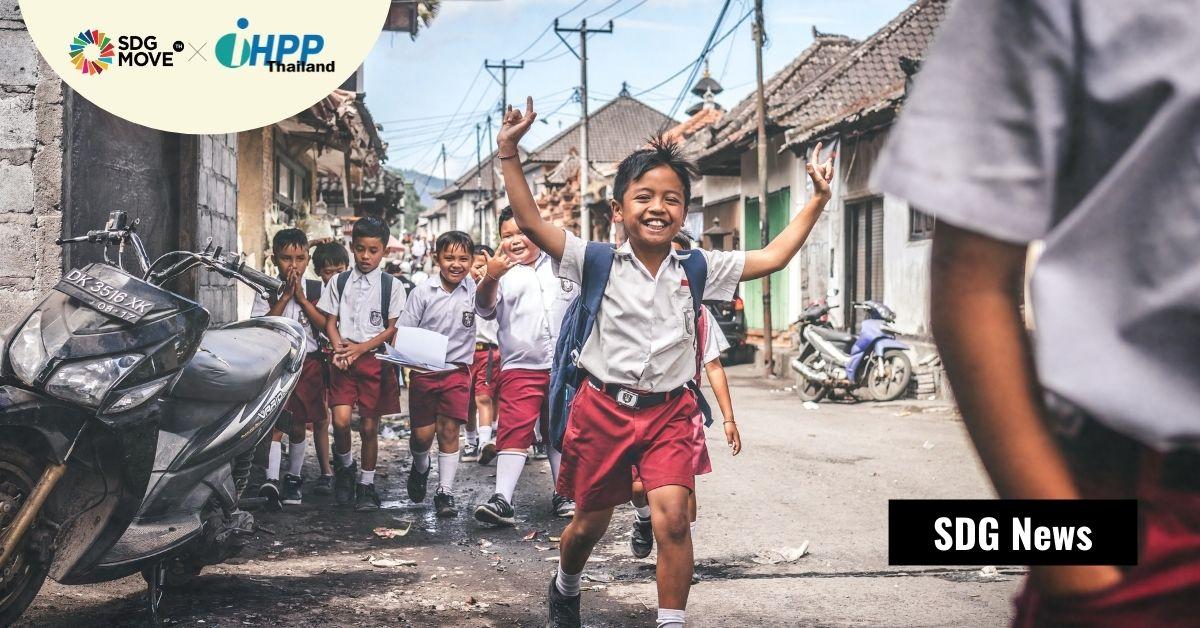 การศึกษาเพื่อการพัฒนาที่ยั่งยืน (ESD) เป็นความเร่งด่วนสำหรับเด็ก แต่หลักสูตรการศึกษาในอาเซียนยังพัฒนาช้าเกินไป